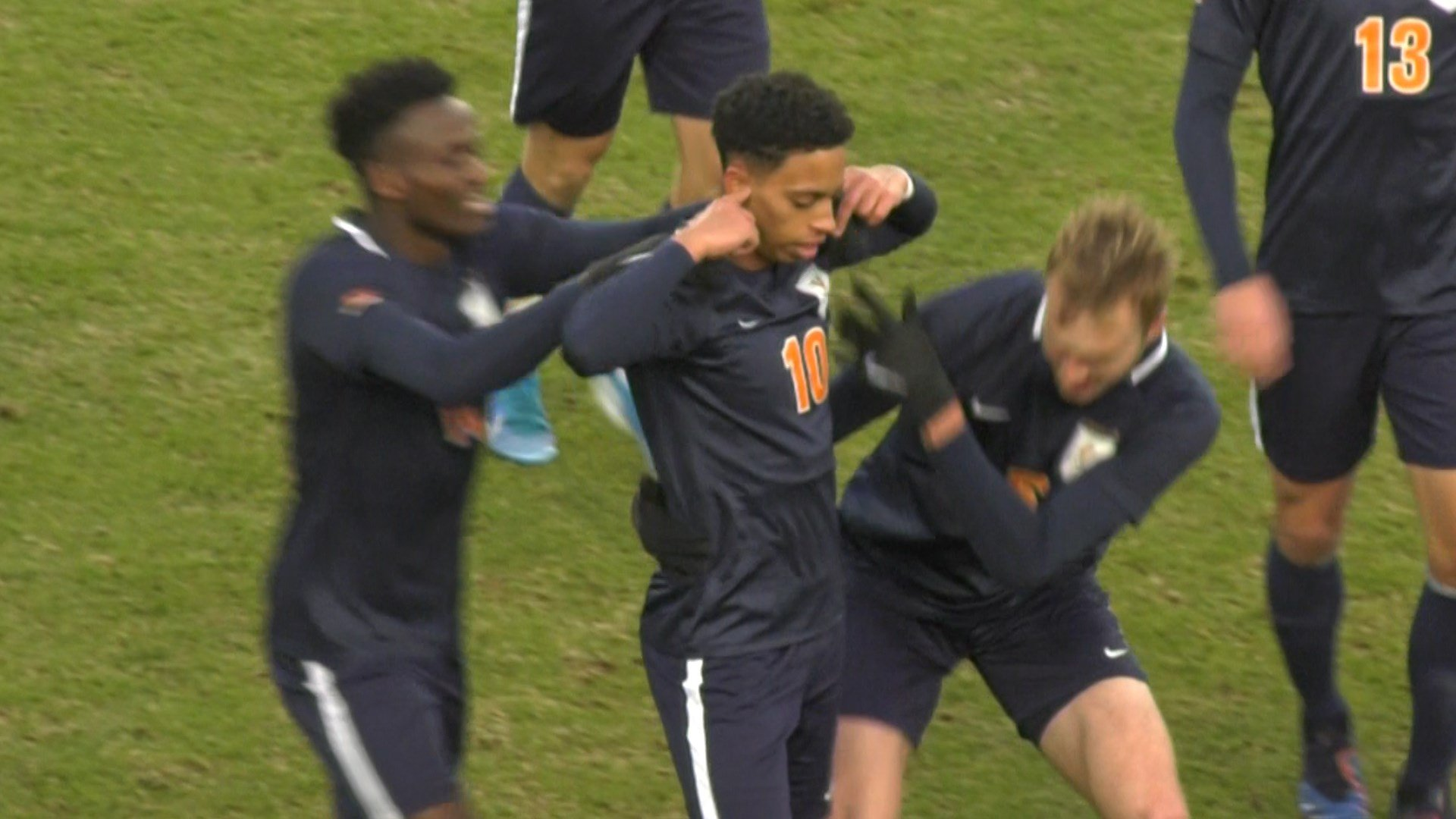 Virginia Men's Soccer Shuts Out Wake Forest 1-0 in ACC Semifinals