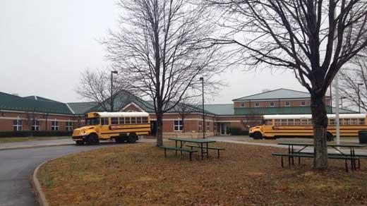 Ruckersville Elementary School (FILE IMAGE)