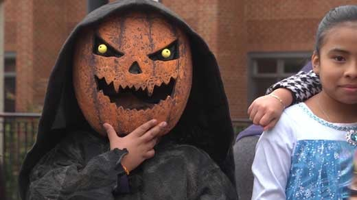 Downtown Safe Halloween 2015 (FILE)