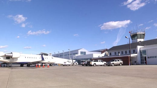The Charlottesville-Albemarle Airport will receive $447,472 in federal funding.