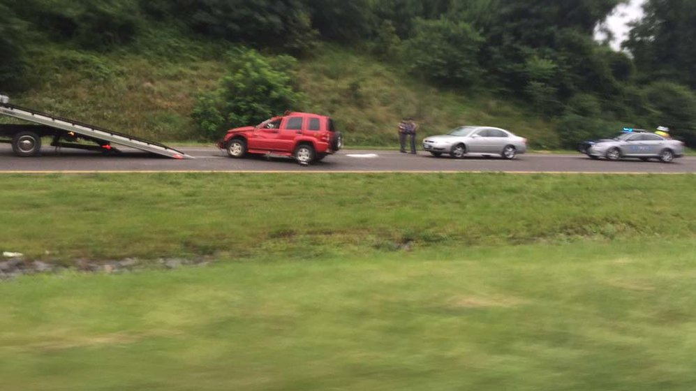 Virginia State Police Investigating Fatal Crash on I-64 in