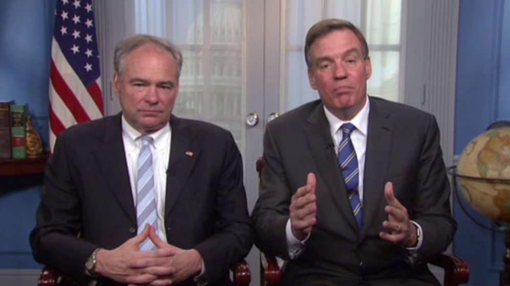 Warner & Kaine Introduce Bipartisan Bill to Improve Veterans