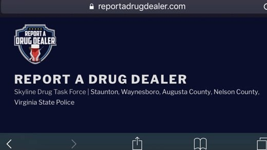 Skyline Drug Task Force Launches Website For Public to