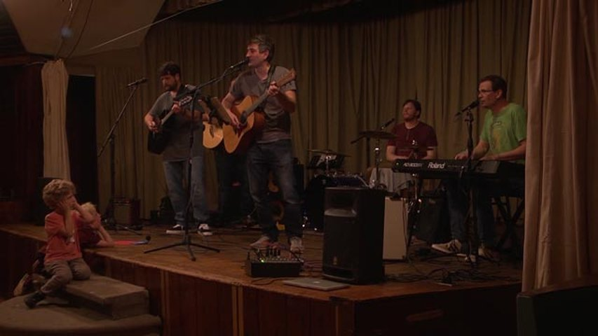 Dad Bands Battle to Raise Money for Charlottesville Refugee