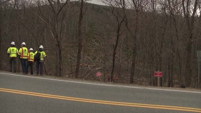 Construction will now have to be done without help from Nelson County