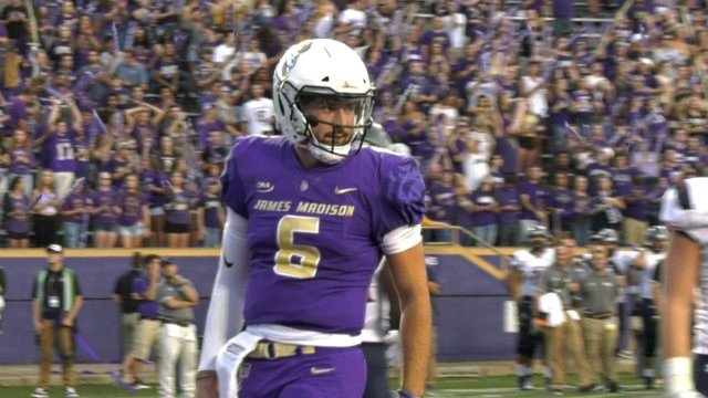 2 Jmu Football Ready For Caa Opener Against William Mary Wvir b38ed47dc