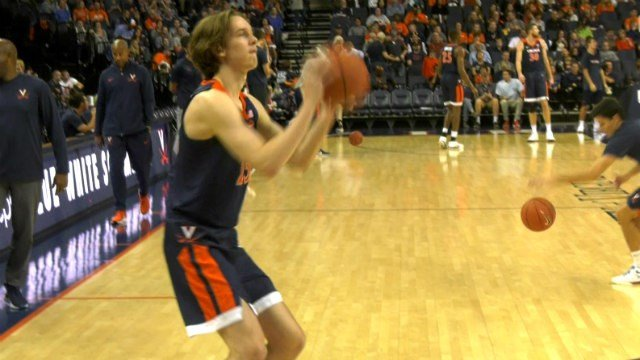 Freshman Kody Stattmann Looking To Make An Impact With Uva Baske