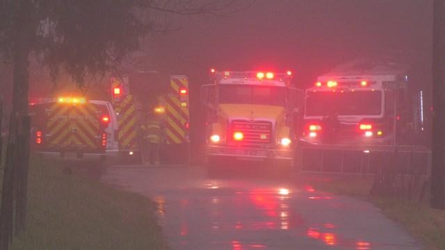 fire damages albemarle county home no injures reported. Black Bedroom Furniture Sets. Home Design Ideas