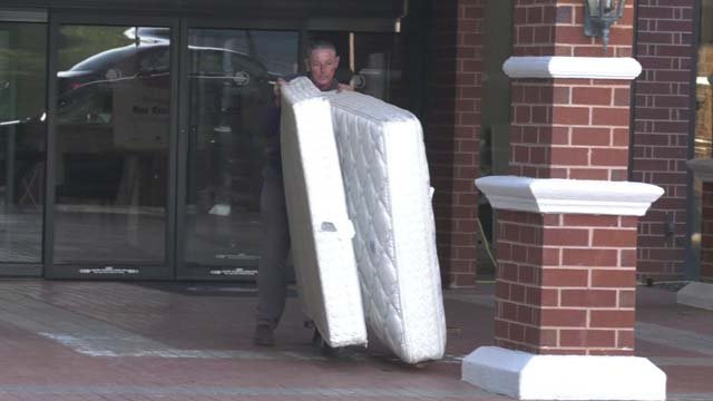 Doubletree Gives Away Furniture Items For Free Ahead Of Renovati