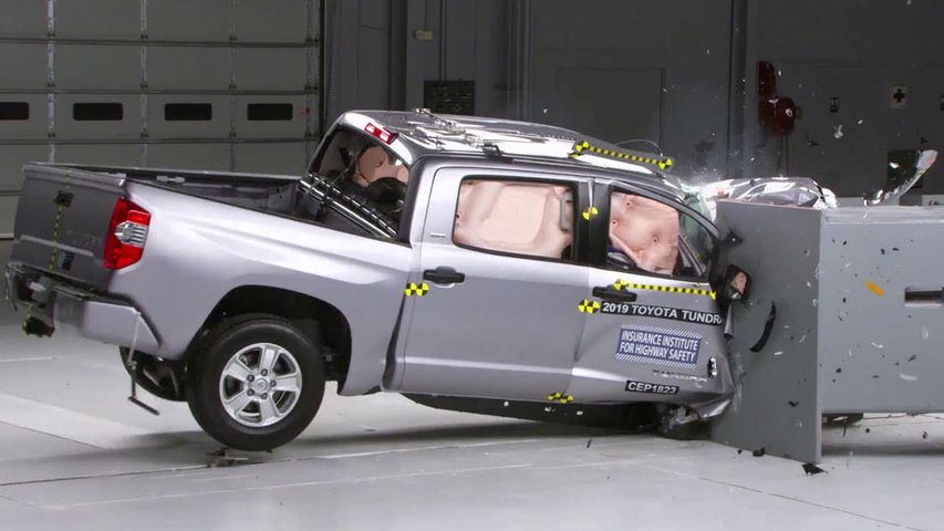 Iihs Safety Ratings >> Iihs Releases Safety Ratings For Pickups Wvir Nbc29
