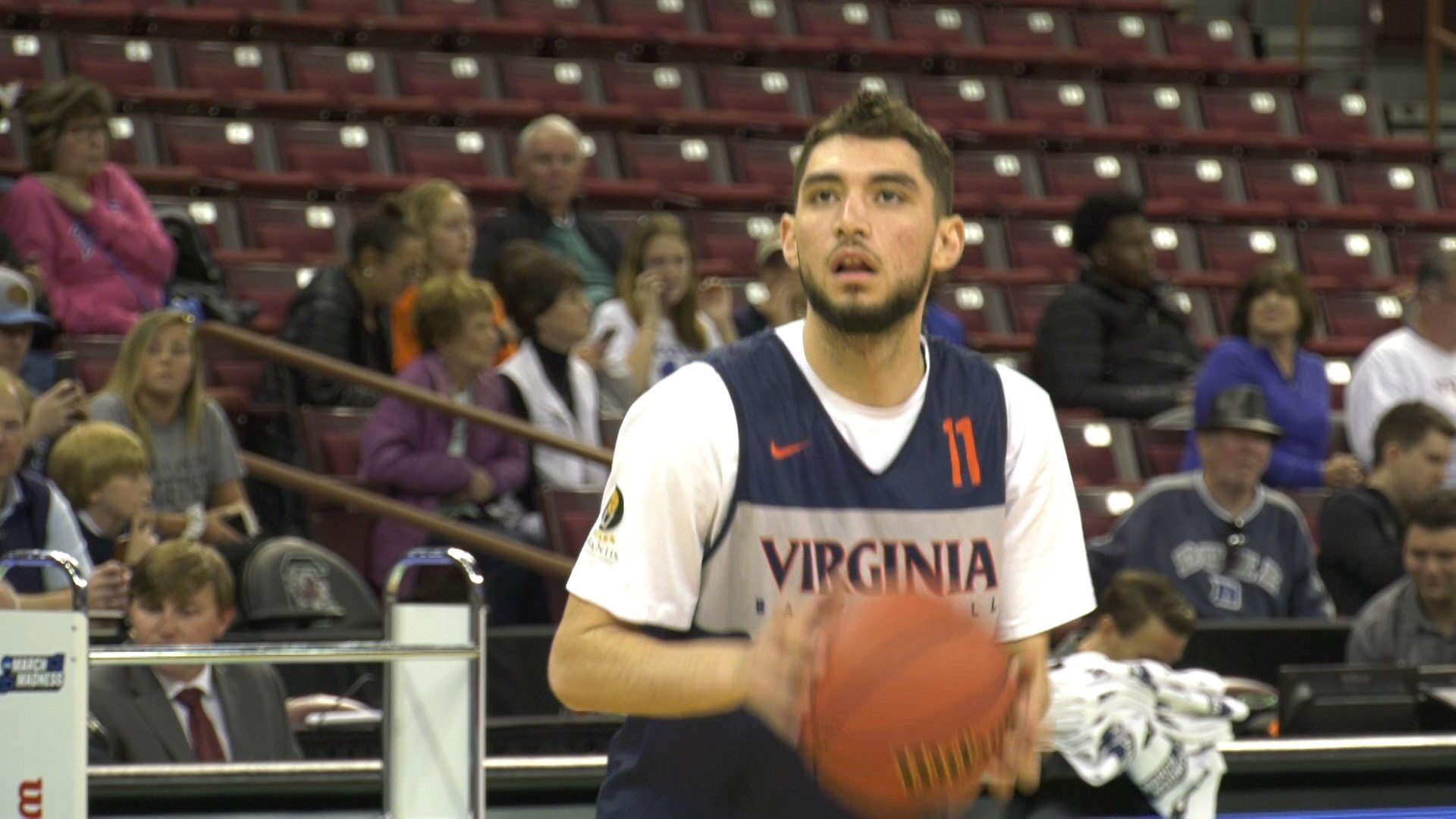 UVa junior Ty Jerome