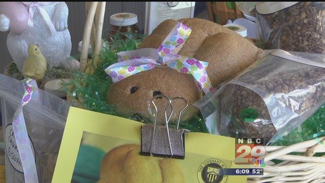 Great Harvest Honey Bunnies Raise Money for UVA Children's Hospital