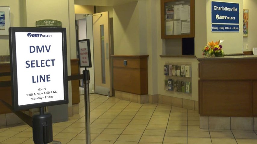 Officials Celebrate Opening of Charlottesville's DMV Select