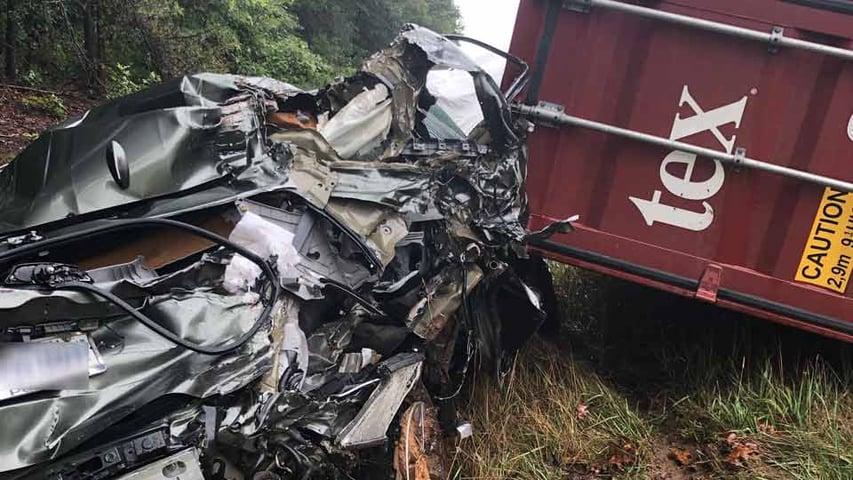 Emergency Crews Respond to Multi-Vehicle Crash on I-64 in Goochl