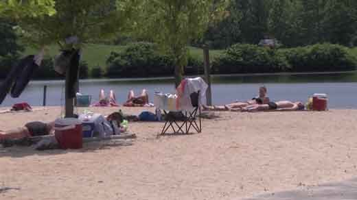 Albemarle County Beaches Offer Memorial Day