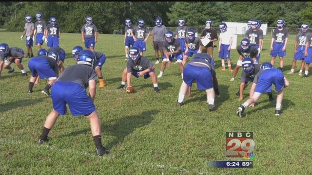 Western Albemarle Football Rebuilds in the Trenches, Will Rely o