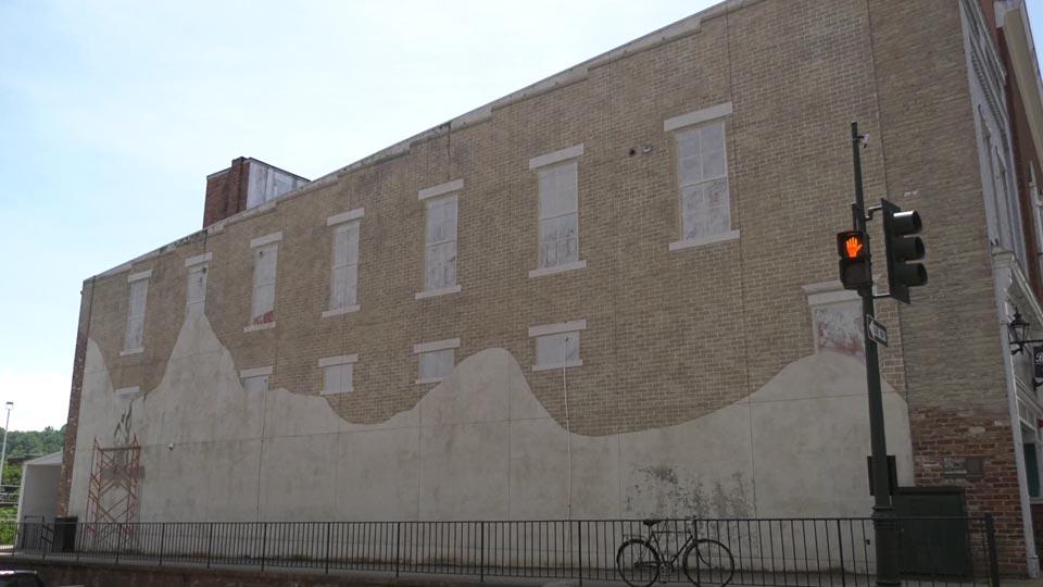 Charlottesville Artist Selected to Create Mural for Staunton
