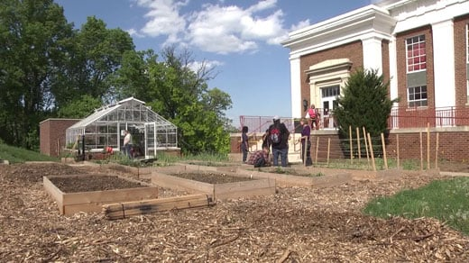 VSDB Students Learn New Skills with Campus Garden - WVIR ...
