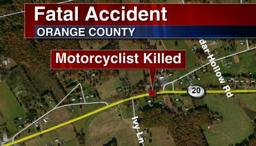 Fatal Motorcycle Accident In Orange County Wvir Nbc29