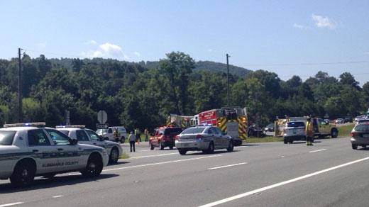 Fatal Crash on Rt  29 at Plank Road in Albemarle - WVIR