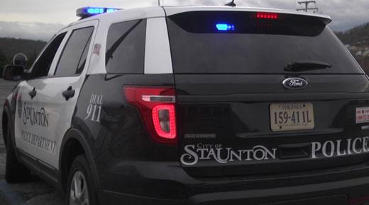 Staunton Police Investigate Report of Man Impersonating City