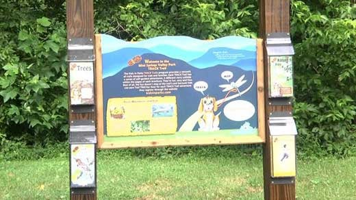 Kids in Parks Hiking Trail Opens in Crozet - WVIR NBC29
